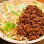 元祖ぎょうざ苑 - ジャジャ菜ミニ