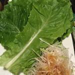 TORIKUI - サムギョプサルの野菜