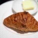 ウェスティンホテル東京 - 朝食:クロワッサン