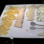ウェスティンホテル東京 - カクテルタイム:チーズ類