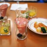 ウェスティンホテル東京 - カクテルタイム:おつまみ