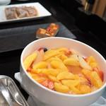 ウェスティンホテル東京 - カクテルタイム:デザート系