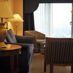 ウェスティンホテル東京 - リビングルーム