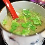 モンゴリアン・チャイニーズ BAO - 羊ちぎり麺
