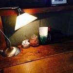 ホットポット - 内観