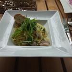 イタリアンレストラン テラッツァ - 器も素敵ですね♪