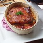 イタリアンレストラン テラッツァ - ラザニア*アツアツ♪