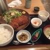 刻食 - 料理写真:ロースカツ定食