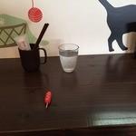葉菜茶 - フランクフルト箸置き
