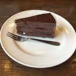 喫茶うさぎ - 料理写真:ミルヒホフ・チョコレート