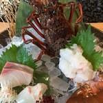 割烹 煮炊 - 料理写真:伊勢海老コース