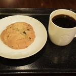STARBUCKS COFFEE - コモドドラゴンプレス&チョコレートチャンククッキー