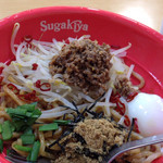 スガキヤ - 料理写真:台湾まぜそば430円