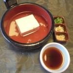 大和屋本店 - 湯豆腐