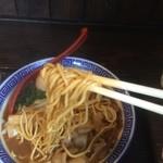 中華そば JAC - 麺持ち上げ(JACそば大盛)