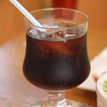 オプティミスト - ランチ(アイスコーヒー)