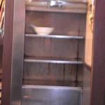 らーめん 八快 - 八快 エレベーターが開の状態