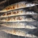 和醸良酒 - 秋刀魚炭火焼き