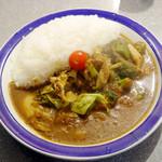 カリーライス専門店エチオピア 本店 - 野菜カレー ¥950