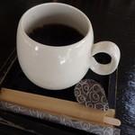 餅cafe&stay わが家 - コーヒー 400円