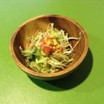 ディア・ジョン - セットのサラダ