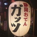 ガッツ - 到着\(^o^)/
