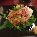 ガッツ - 桜海老の刺身