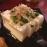 ガッツ - 富士山の名水で作った御殿場豆腐の冷奴