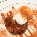 おはらス・レストラン - Dessert(紅玉リンゴのタルト おはらス風)