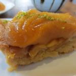 藤香想 - 食べがいのある風味の良いリンゴタルトでした。