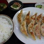 43355673 - 餃子定食