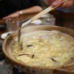 居酒屋割烹 木春 - 締めの雑炊!