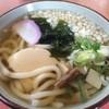 美山亭 - 料理写真:熊野うどん