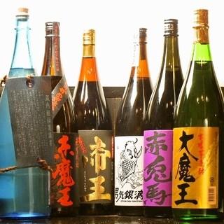 日本酒・地酒も厳選しております。