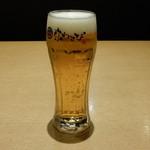 京わさび - 生ビール