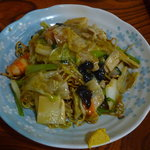 五芳厨 - 五目焼き麺