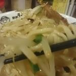 43360604 - 野郎ラーメン 麺UP
