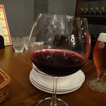 43362159 - プラス料金で付けられるランチワイン