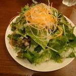 43362164 - 海鮮チーズドリアのサラダ