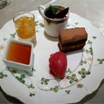 フランス料理 レ・セレブリテ -