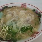 43365454 - ワンタン麺600円
