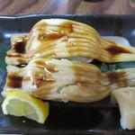 43366994 - 気の迷いでとってしまったアナゴ寿司