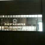 食堂カフェ COCO家 - 向こう側は禁煙席です。喫煙。禁煙。ちゃんと仕切ってあるからとても良いですね^^
