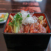 Hidagyuushigemura - 料理写真:飛騨牛ステーキ丼☆