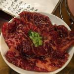 肉人 - 牛カルビ。