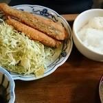 大吉三 - 鮭フライ定食