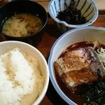 大吉三 - さば味噌煮定食