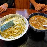 東池袋大勝軒 いちばん - つけ麺(大盛)(2015年10月)