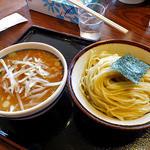 東池袋大勝軒 いちばん - つけ野菜(2015年10月)