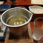 酉や 喜兵衛 - 日本酒へ~